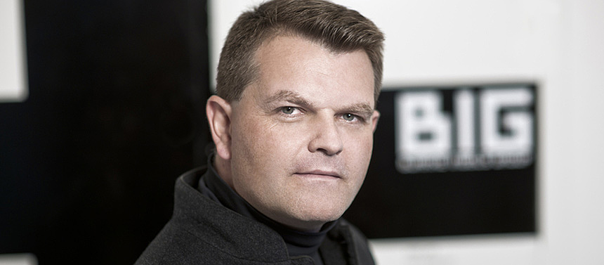 Kai-Uwe Bergmann, BIG Bjarke Ingels Group, New York